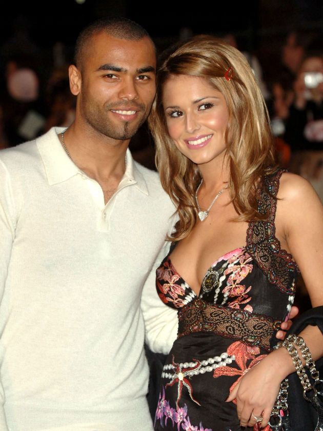 Cheryl cole dating ashley