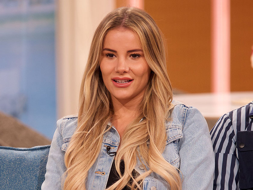 TOWIE star Georgia Kousoulou opens up about nose job regrets
