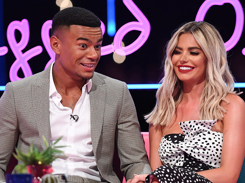 Love Island fans think Megan looks exactly like TOWIE star ...