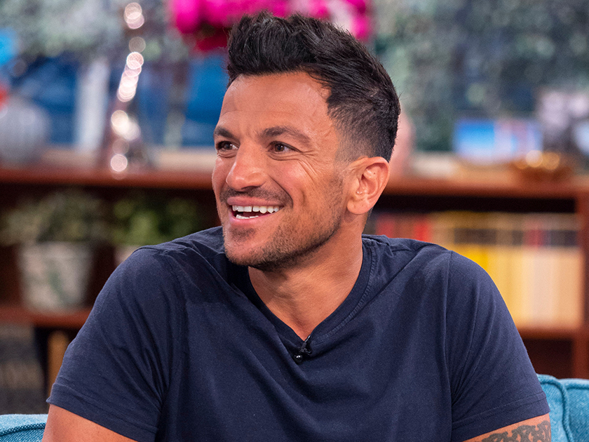 Peter Andre Hints At More Children As He Reveals He Spoils Emily Rotten