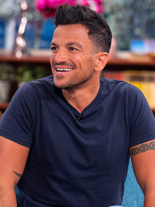 Peter Andre Sends Fans Wild With Unrecognisable 90s Throwback Photo