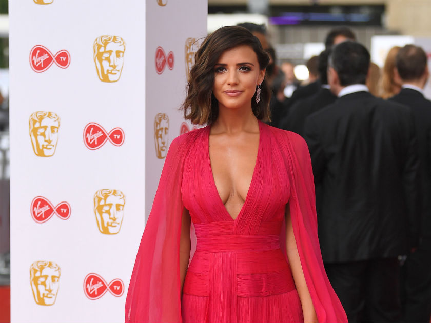 Lucy Mecklenburgh praised for 'keeping it real' as she reveals secret battle with bloating