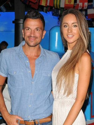 'She has no idea': Peter Andre