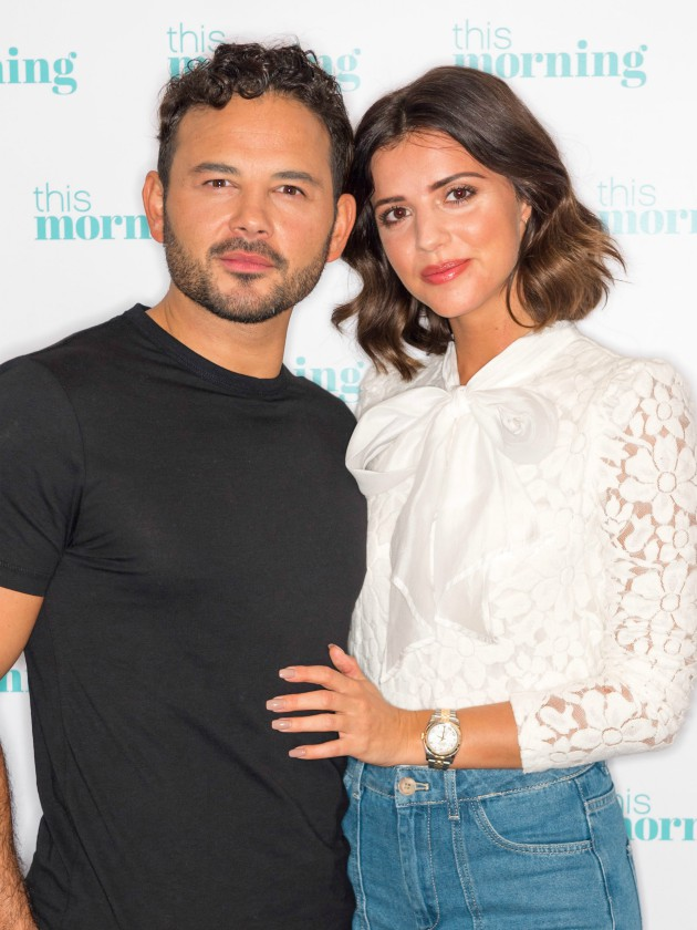 Lucy Mecklenburgh says she and Ryan Thomas WON'T move in together
