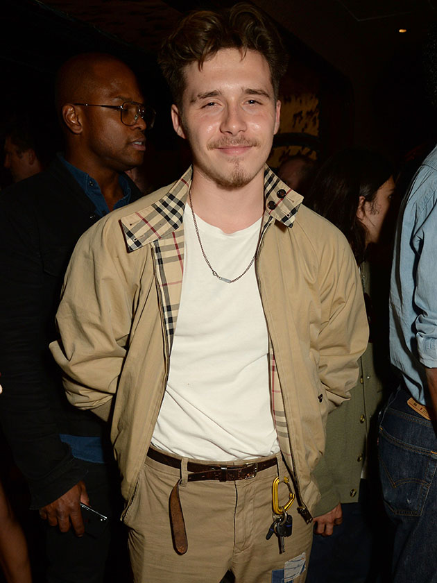 Brooklyn Beckham Is Over 'Fangirls' at His College ...  |Brooklyn Beckham