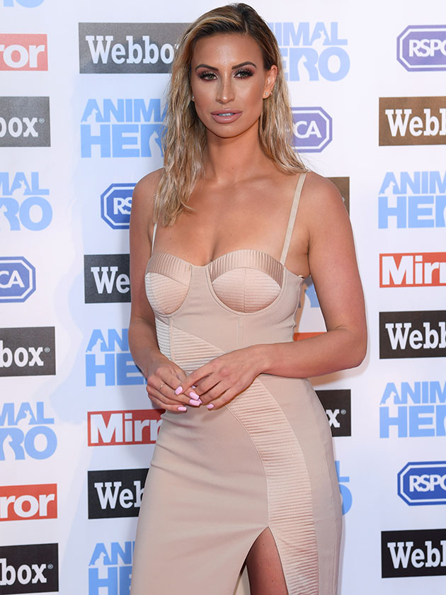 Ferne McCann addresses THOSE rumours about her relationship with Love Island star Charlie Brake