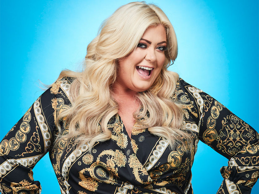 ed631f3f9648 While, we all know that Gemma absolutely loves her curvy candy and has been  an advocate for plus size women everywhere, she recently hit back after  being ...