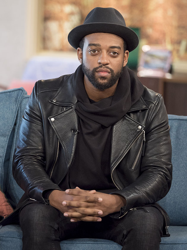 Marvin and Rochelle Humes celebrate Oritsé Williams' not