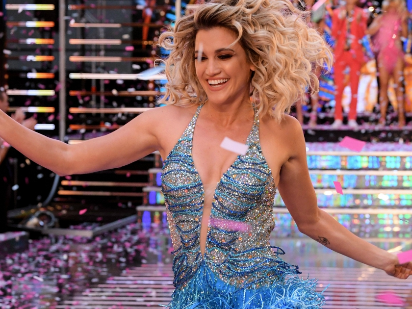 ashley roberts joining strictly - 840×630