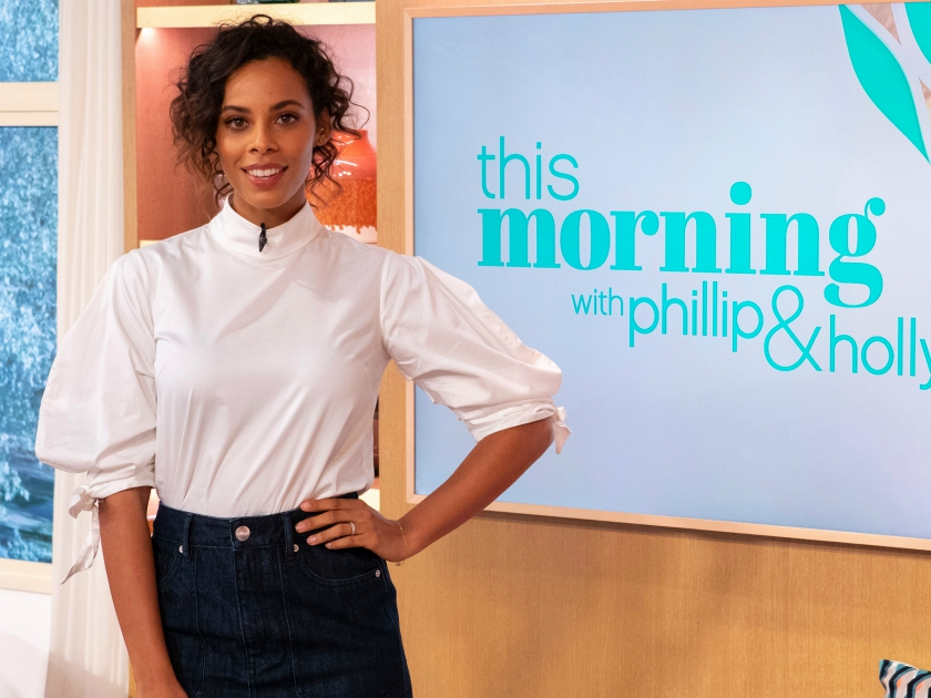 rochelle humes - photo #13