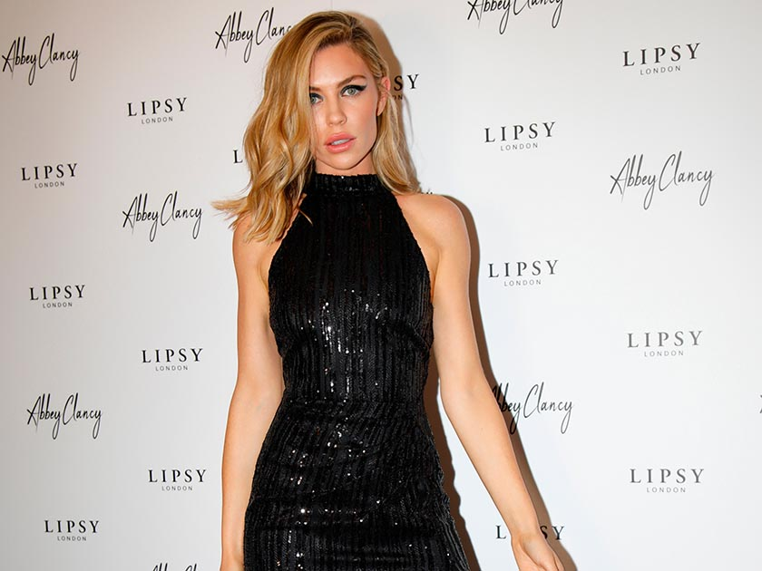 Abbey Clancy Reveals Her Hair Fell Out During Horrendous Third