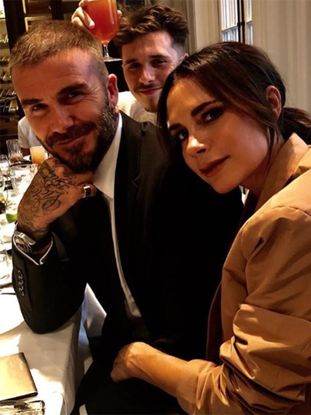 Victoria Beckham 'cried for days' over David's 'complicated' marriage claim