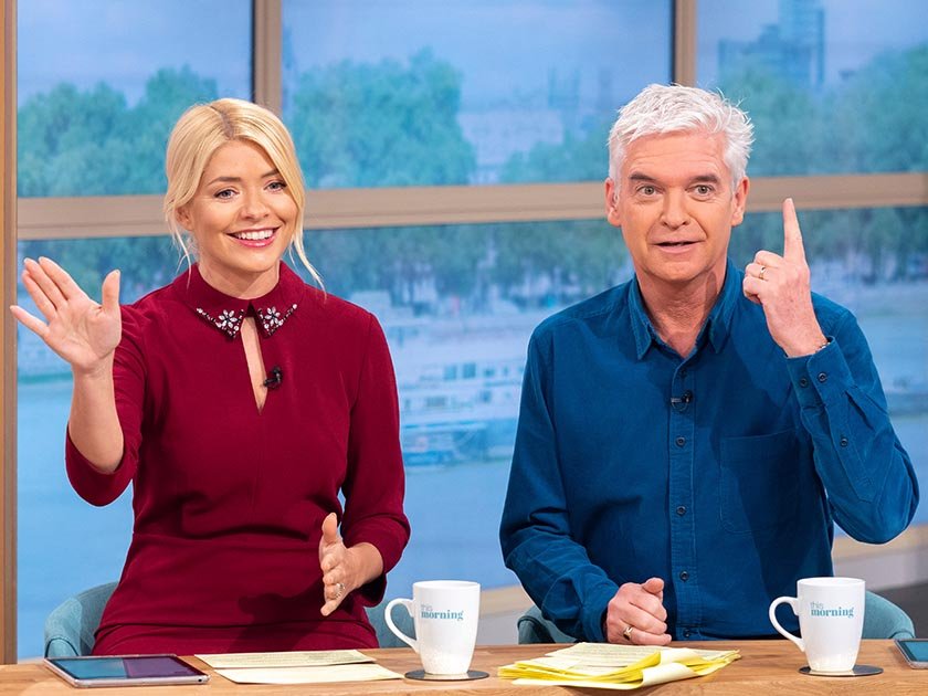 Here's why This Morning's Holly Willoughby isn't as innocent as she makes out to be…