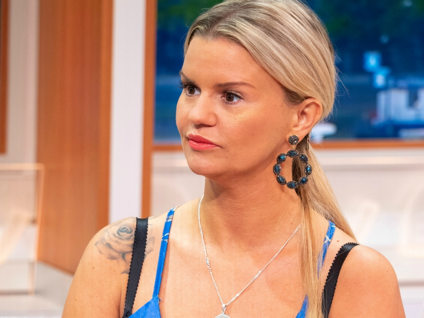 Kerry Katona Defends Onstage Rant Against Ex-husbands And