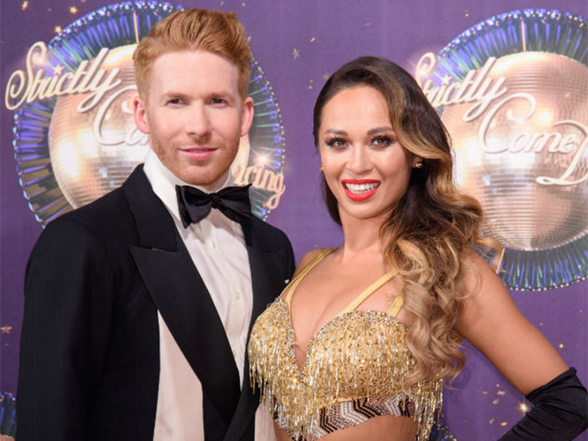 Strictly's Katya Jones reveals SHOCK baby plans with husband Neil after Seann Walsh cheating scandal