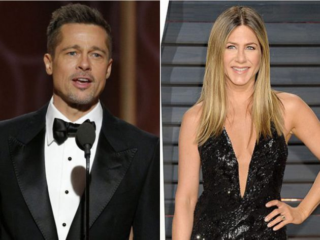 Fans delighted as Brad Pitt is spotted at ex-wife Jennifer Aniston's 50th birthday party: 'Been praying for this day'