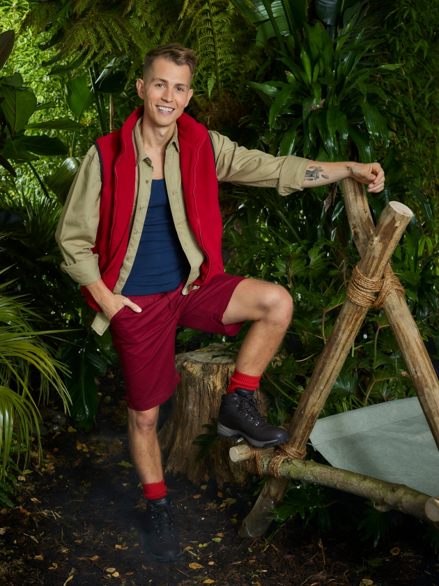Who is James McVey? Meet The Vamps guitarist appearing on I'm A Celebrity 2018