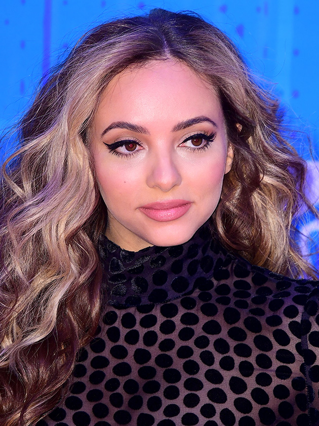 Little Mix S Jade Thirlwall Flashes Nipples In Sheer Top
