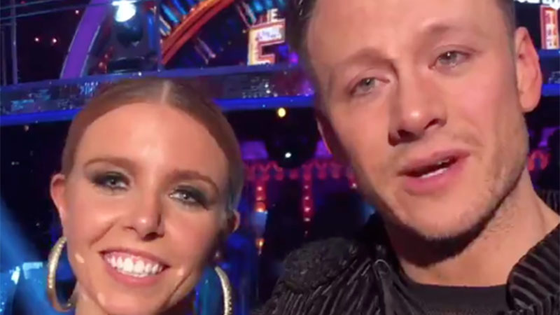 Strictly winner Stacey Dooley responds to THAT wardrobe malfunction