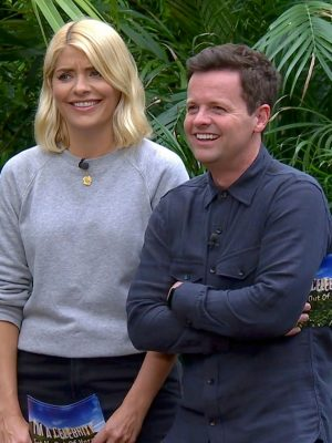 i'm a celebrity holly willoughby