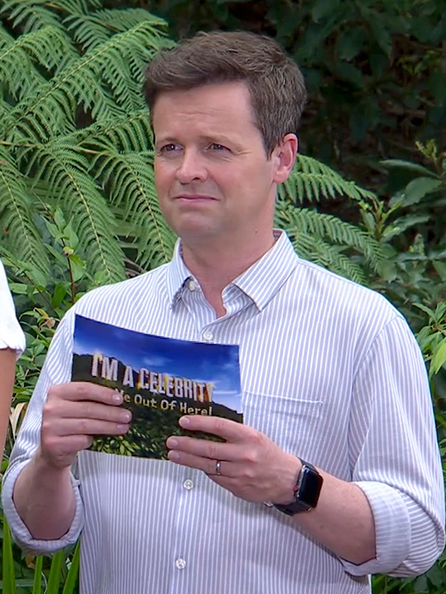I'm A Celebrity fans in hysterics over Declan Donnelly's ...