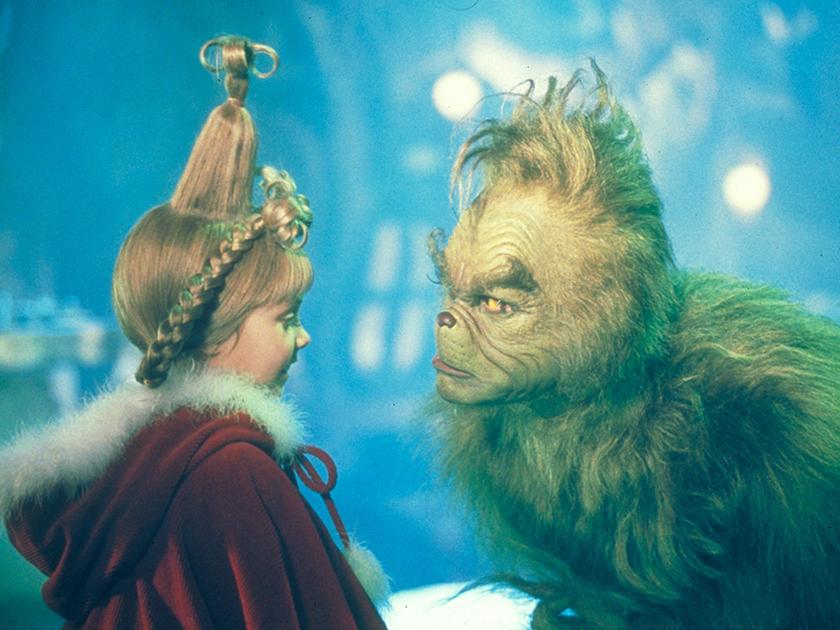 Grinch如何偷走圣诞节Cindy Lou