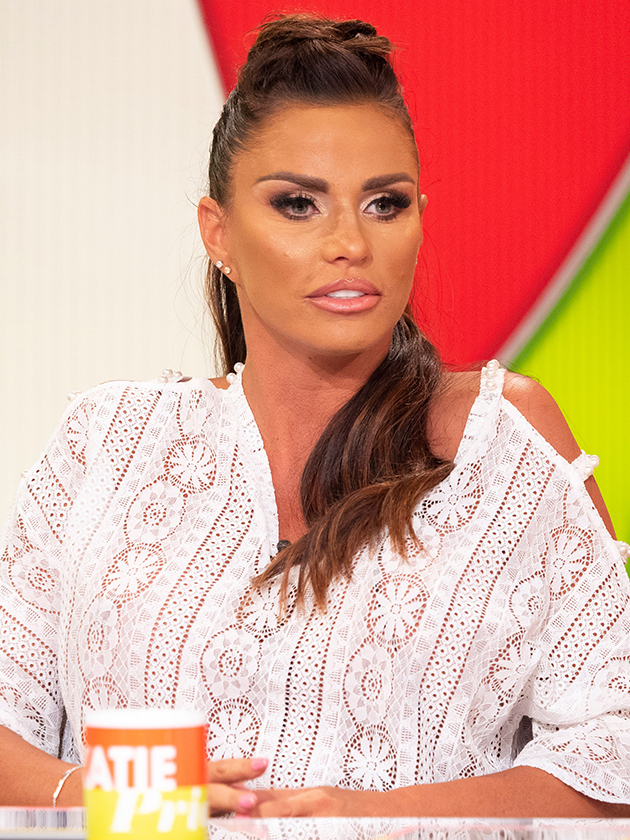 T Rex Car Price >> Katie Price finally reveals what ended 'perfect' Peter Andre marriage
