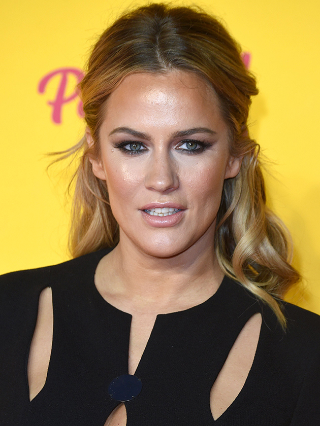 Caroline Flack Shows Amazing Body In Bikini Pic After