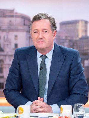 Piers Morgan posts shock photo
