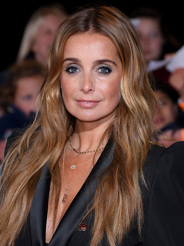 Louise Redknapp suffers SHOCK injury which forces her to ...