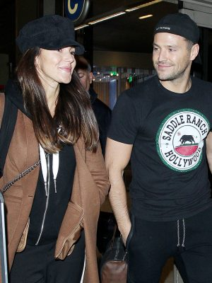 Michelle Keegan reveals THIS secret about her long-distance marriage to Mark Wright