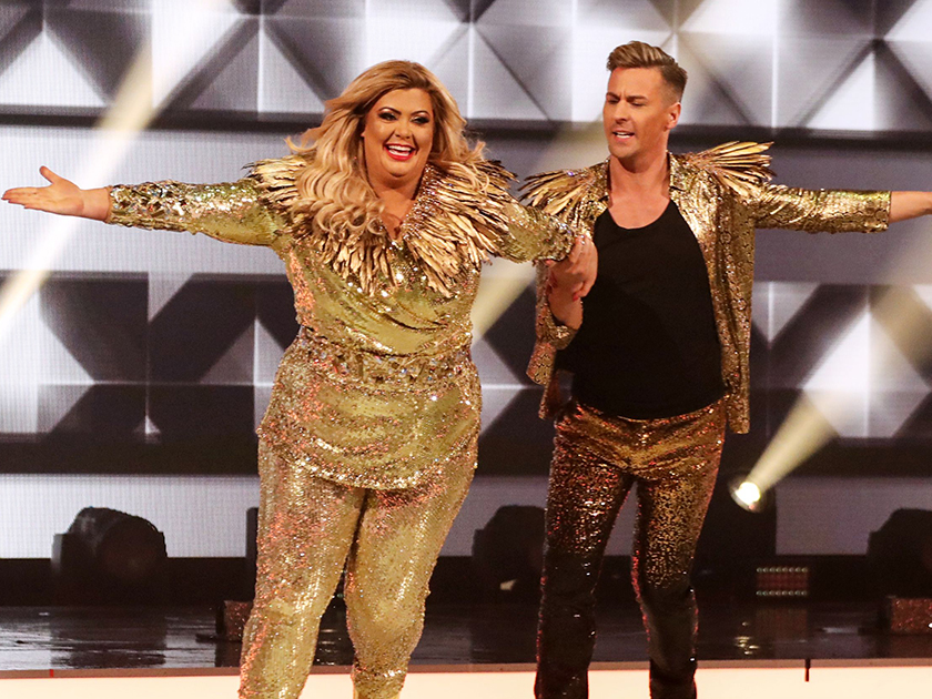 Dancing on Ice 2019: Gemma Collins reveals diva scrutiny has 'broken' her: 'I've had nightmares!'
