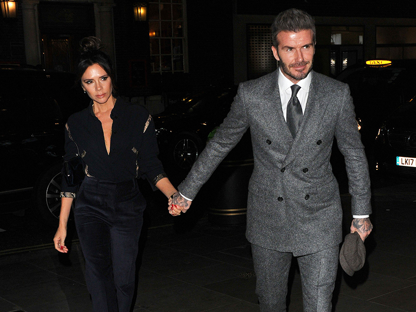 Victoria Beckham gives rare glimpse into 'family night' – after opening up on 'frustrating' divorce rumours