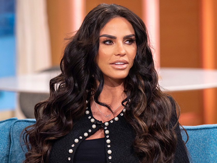 Katie Price Snubs Latest Criticism As She Shares Natural Photo With Kids