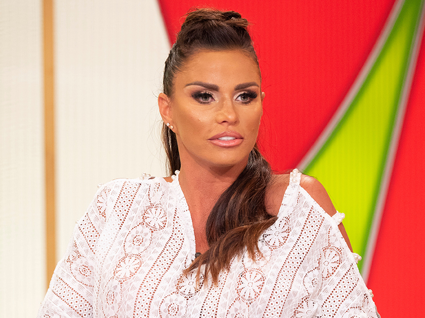 Katie Price 'forced to take down Barbie car from Ebay' after shock online abuse