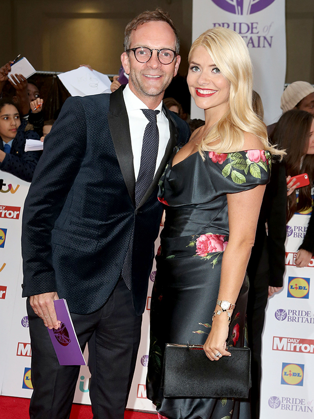 Holly Willoughby Admits She Clashes With Husband Dan -3404