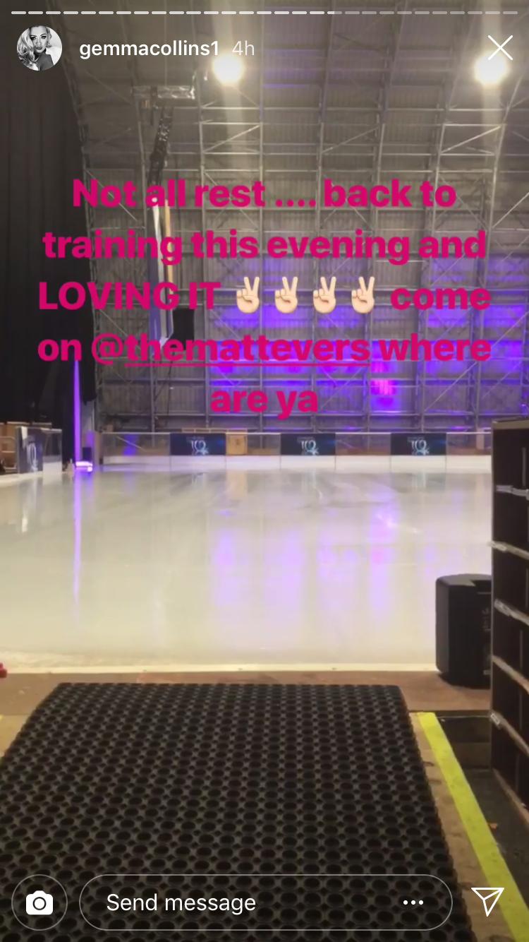 在冰上跳舞2019年