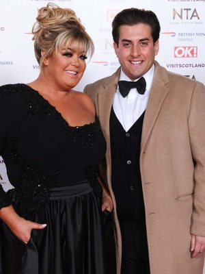Gemma Collins And James Argent Get NAKED As They Lather Up In Bubbles For Steamy Bathtub Video