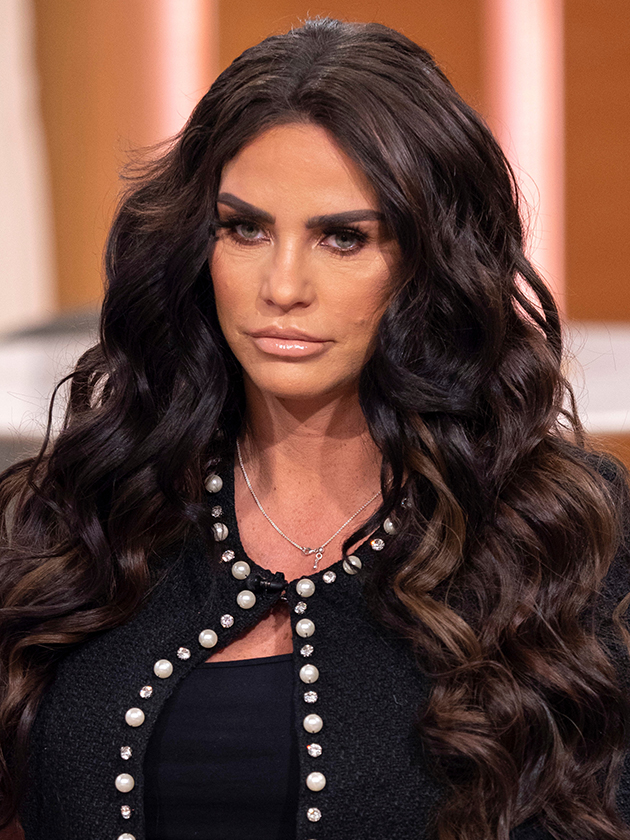 katie price confirms she is putting son harvey into