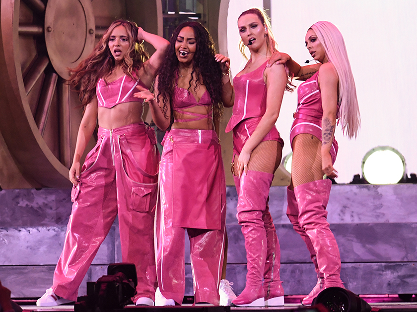 Little Mix fans fear split as Jade Thirlwall and Leigh-Anne Pinnock sign exciting new deal