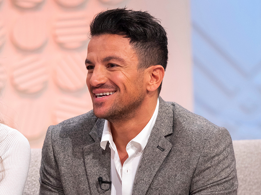 Peter Andre Snubs Katie Price Parenting Row With Rare Look Into Family Life