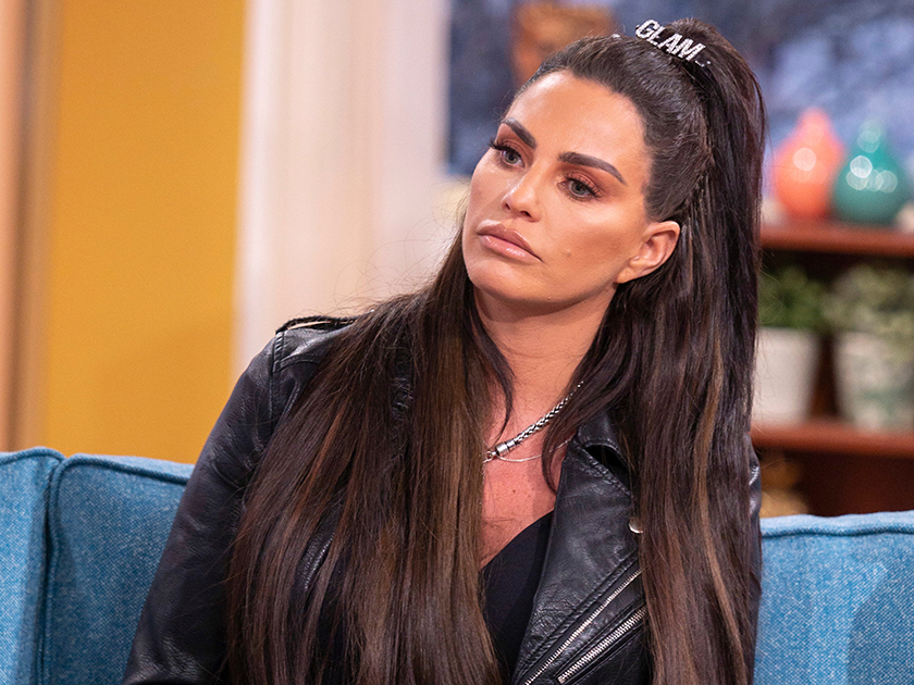 Katie Price snubs parenting criticism as she shares adorable