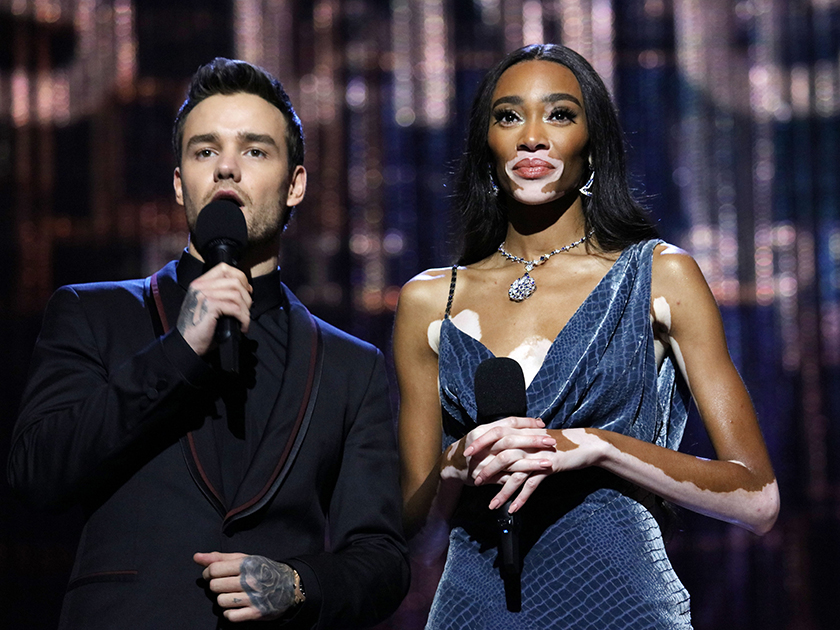 BRIT Awards 2019: Liam Payne left red faced after Jack Whitehall CONFIRMS Naomi Campbell romance