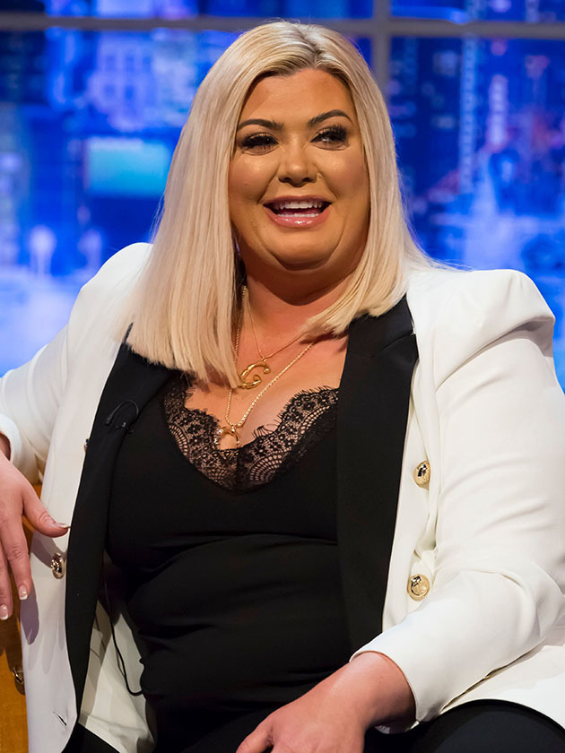 Gemma Collins Unveils Results Of Cosmetic Surgery Ahead Of