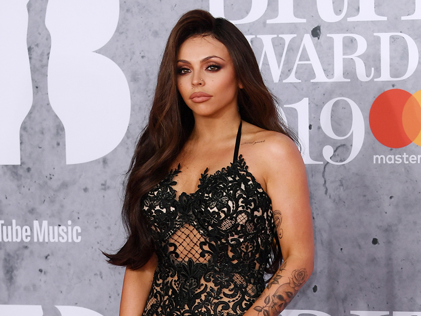 Little Mix star Jesy Nelson WOWS fans as she strips naked for intimate bed snap: 'You're on fire'