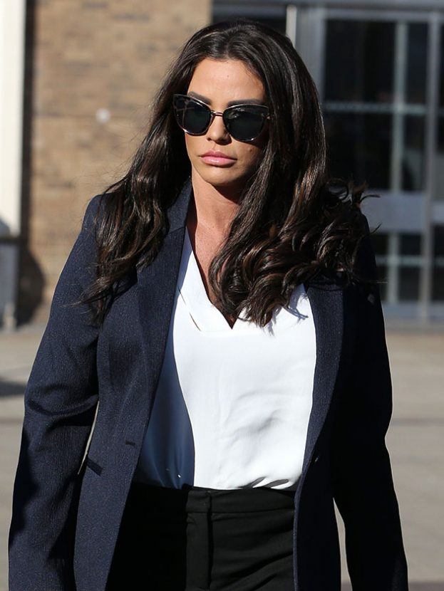 Katie Price worried her 'ears might drop off' after latest round of surgery