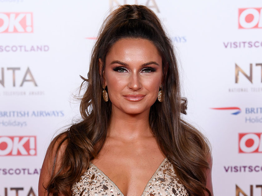 Sam Faiers shows off incredible bikini body before moaning about jetlag as she flies back from the Maldives