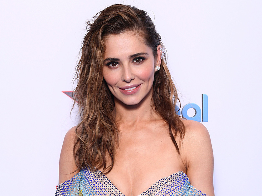 Cheryl STUNS as she reunites with Girls Aloud pals for wild night at Rochelle Humes' star-studded birthday bash
