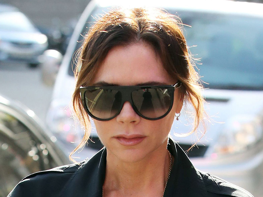 Victoria Beckham launches own make up line but fans pick up on her 'posh' accent 3