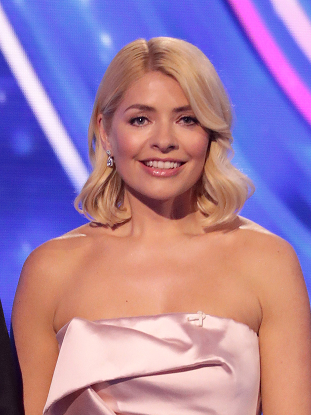 Dancing On Ice 2019 Holly Willoughby S Finale Dress